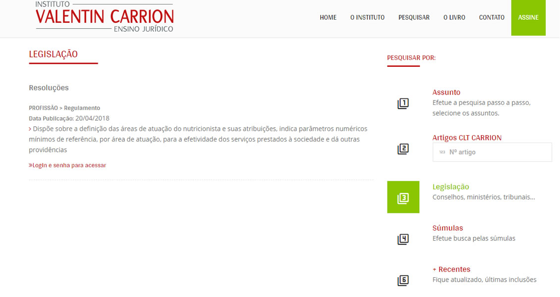 Instituto Valentin Carrion